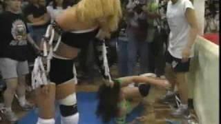 ジャパン・グランプリ'93 Part 4 93.7.4 後楽園ホール 第4試合 同期対...