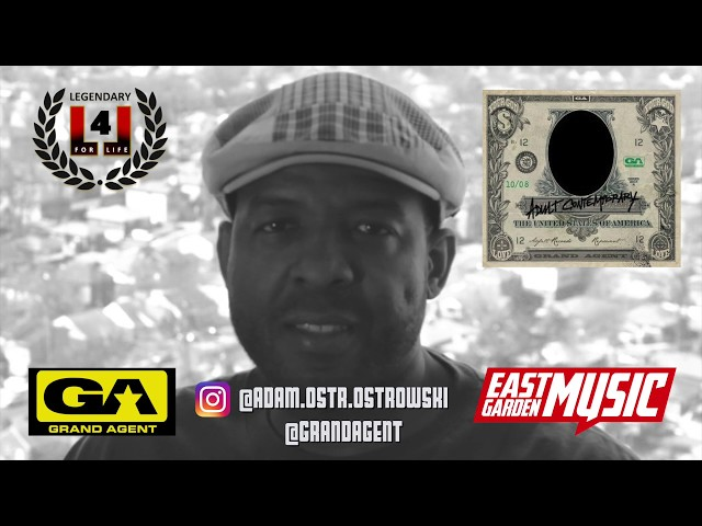LEGENDARY 4 LIFE - S1 - EPS 2 - GRAND AGENT & O.S.T.R. (INTERVIEW)