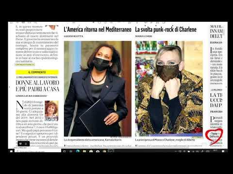 I giornali in edicola - la rassegna stampa 19/12/2020