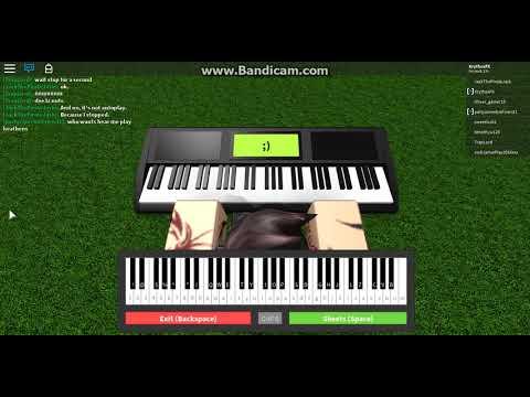 Roblox Piano Imagine Dragons Believer Youtube