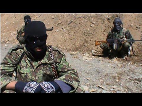 Террористы ИГИЛ создали целую систему тоннелей