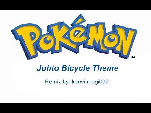 Johto Bicycle Theme (Remix) by kerwinpogi092 [HD]