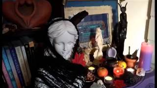 Autumn Equinox and Samhain 2017