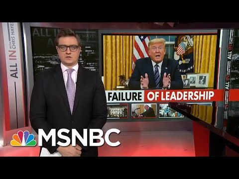 Chris Hayes: The Failure Of Coronavirus Comes From The Top | All In | MSNBC