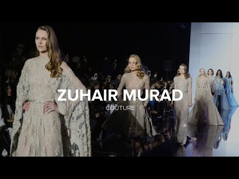 ZUHAIR MURAD Haute Couture Spring Summer 2015 Fashion Show
