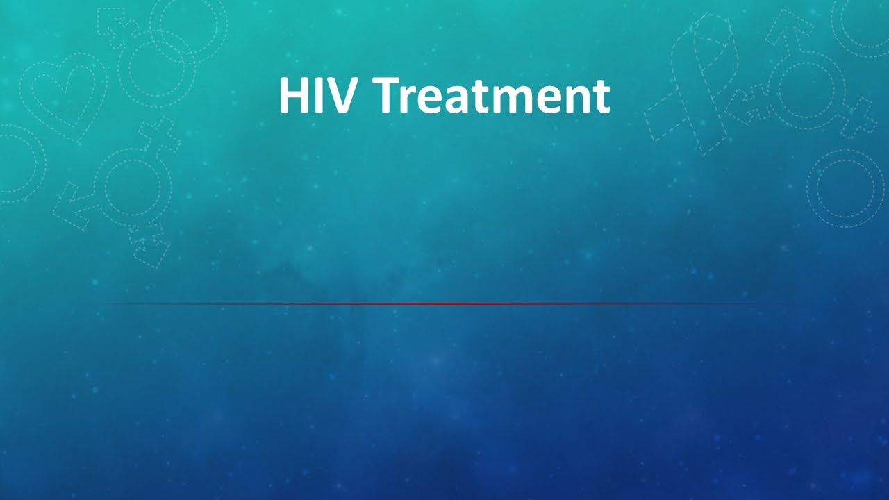 ELEVATE  - Toolbox Patient Videos -HIV Treatment