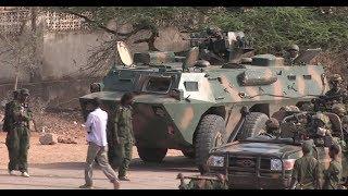 Kenyanske styrker i Somalia
