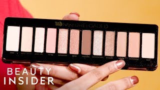 How Urban Decay's Naked Reloaded Palette Compares To The Originals