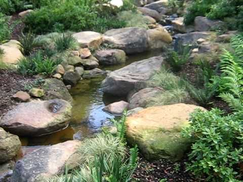 How to build a stream to look natural - YouTube