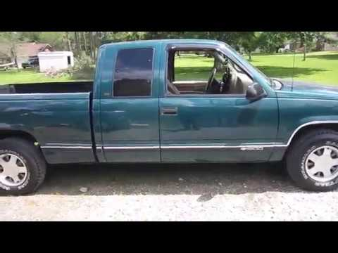 1998 Chevy 1500 Pickup Bed Rails & Running Boards Delete/Removal