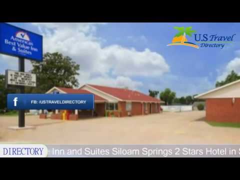 Americas Best Value Inn and Suites Siloam Springs - Siloam Springs Hotels, Arkansas