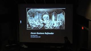 Faculty Lecture - O. Gustavo Plascencia - Sep 12, 2014
