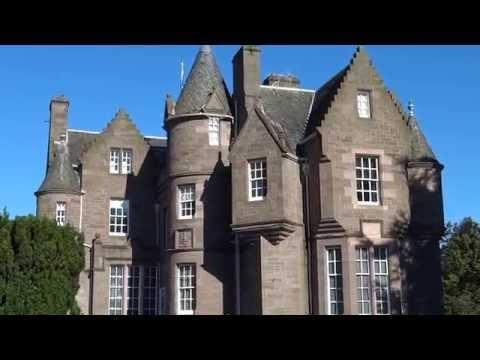 Balhousie Castle Perth Perthshire Scotland