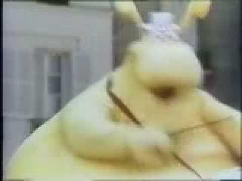 Groquik, 1978, première apparition télé