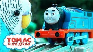 Паровозик Томас - золотошукач! Мультфільми для дітей.