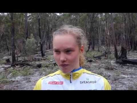 Tove bäst igen - tre svenskar på pallen