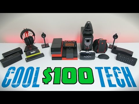 Cool Tech Under $100 - September