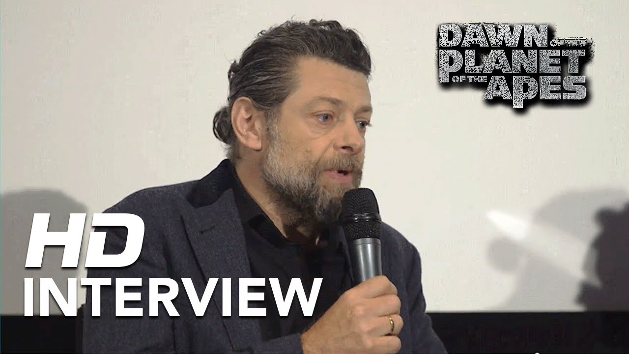 Dawn of the Planet of the Apes   Q&A with Andy Serkis   Official Footage HD