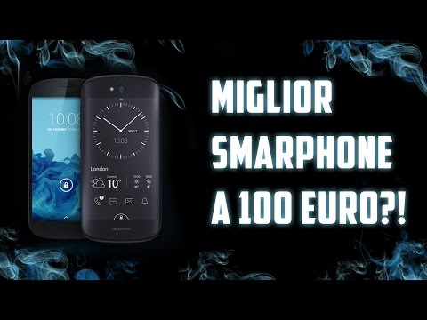 MIGLIOR SMARTPHONE A 100 EURO!