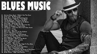 Blues Music   Beautiful Relaxing Blues Music   Greatest Blues Music Of All Time   Jazz Blues Guitar