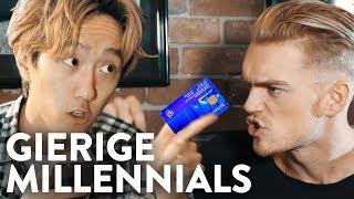 HEFTIGE RUZIE in RESTAURANT! (Millennials)