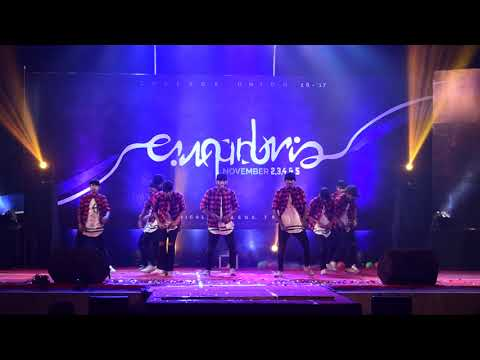 Govt Medical College Trivandrum- Euphoria 17-Winners Boys Dance-Jwala 2k15