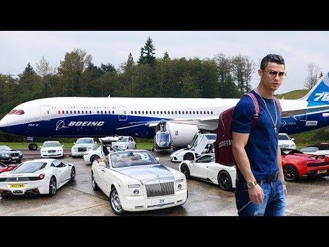 أغلى 10 أشياء يمتلكها كريستيانو رونالدو - حتى الأغنياء لا يستطيعوا شرائها !!