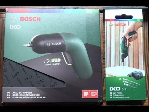 Видео обзор: BOSCH IXO VI Classic