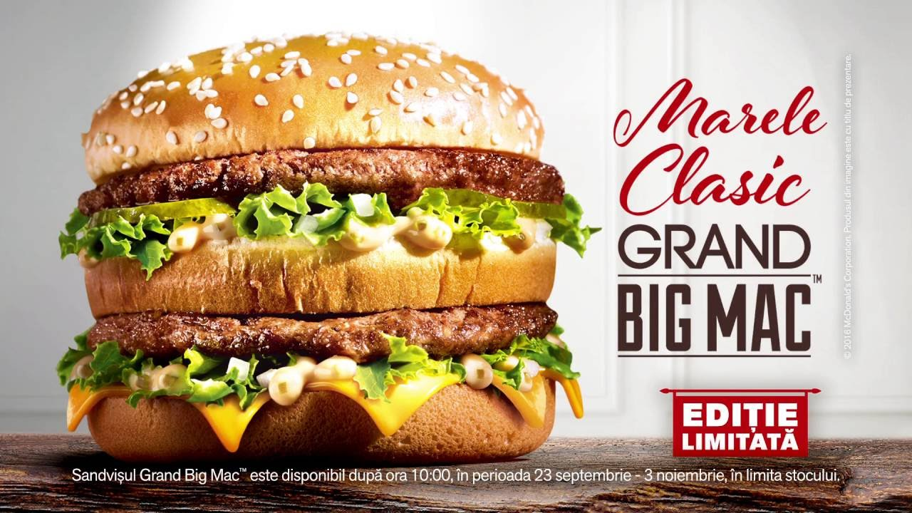 grand big mac - photo #14