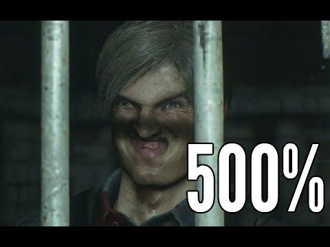 Resident Evil 2 с анимацией 500% – это иной вид ужасов