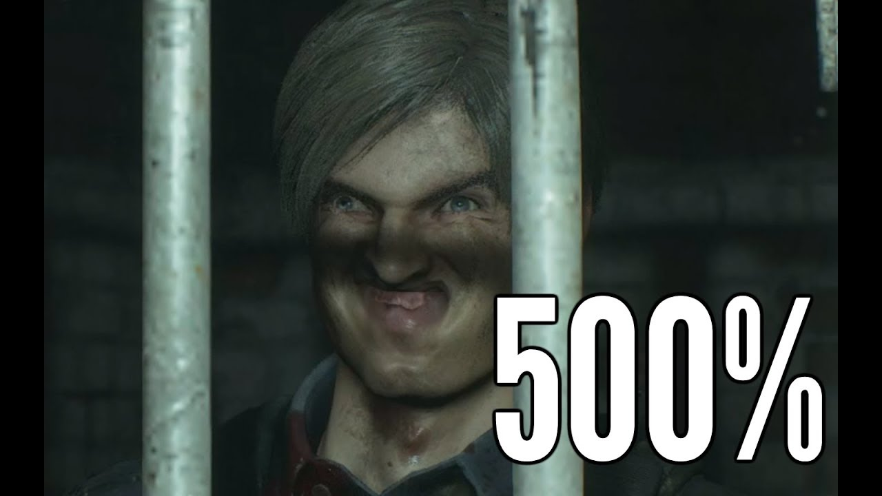 Four Absurd RESIDENT EVIL 2 Remake Mods   And One Good One - Dread