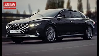 Hyundai Grandeur (2020): самый большой и престижный седан марки