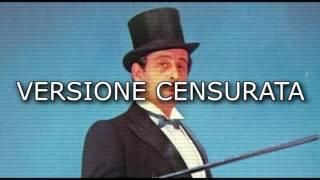 Domenico Modugno- Vecchio Frack e la censura (versioni a confronto)