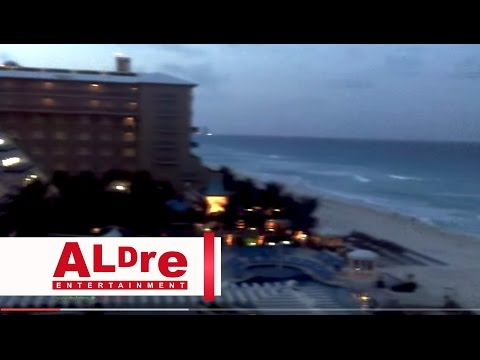 Cancun Vacation, Hotels at night Verano - Alegria Vacaciones [HD]