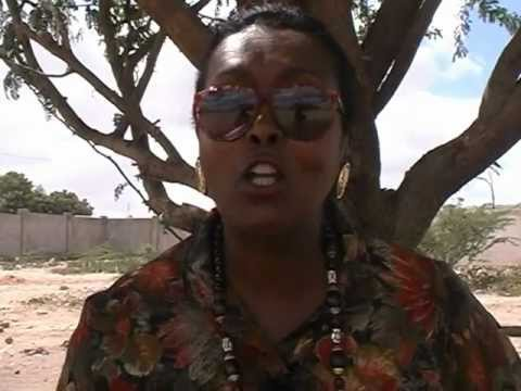 Somaliland: Edna Adan Ismail in Hargeisa on 3rd December 1998