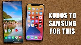 Samsung is Radically Better Than Apple and iPhone 12 In This Category