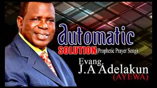 AYEWA - Automatic Solution - Nigerian Gospel Music