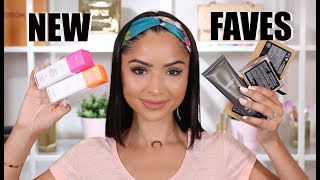 MARCH FAVORITES 2018 Current Skincare + Beauty Faves  | Diana Saldana
