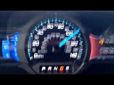 Ford Taurus SHO (2013) TOP SPEED