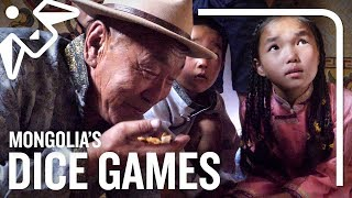 Rolling Bones: Games of the Mongolian Steppe
