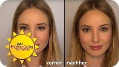 LIFEHACKS für VOLLE SINNLICHE LIPPEN | SAT.1 Frühstücksfernsehen | TV