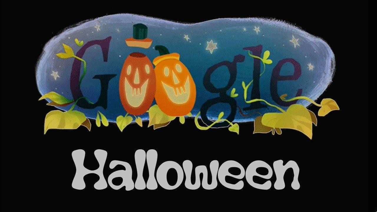 halloween 2014 happy halloween google doodle youtube