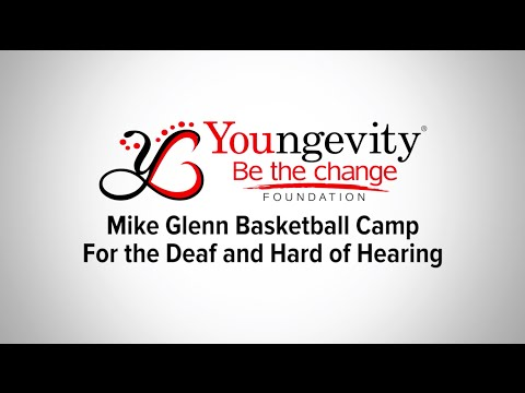 Mike Glenn Basketball Camp and Youngevity Be The Change Foundation