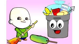 Lagu anak Indonesia - Jaga kebersihan