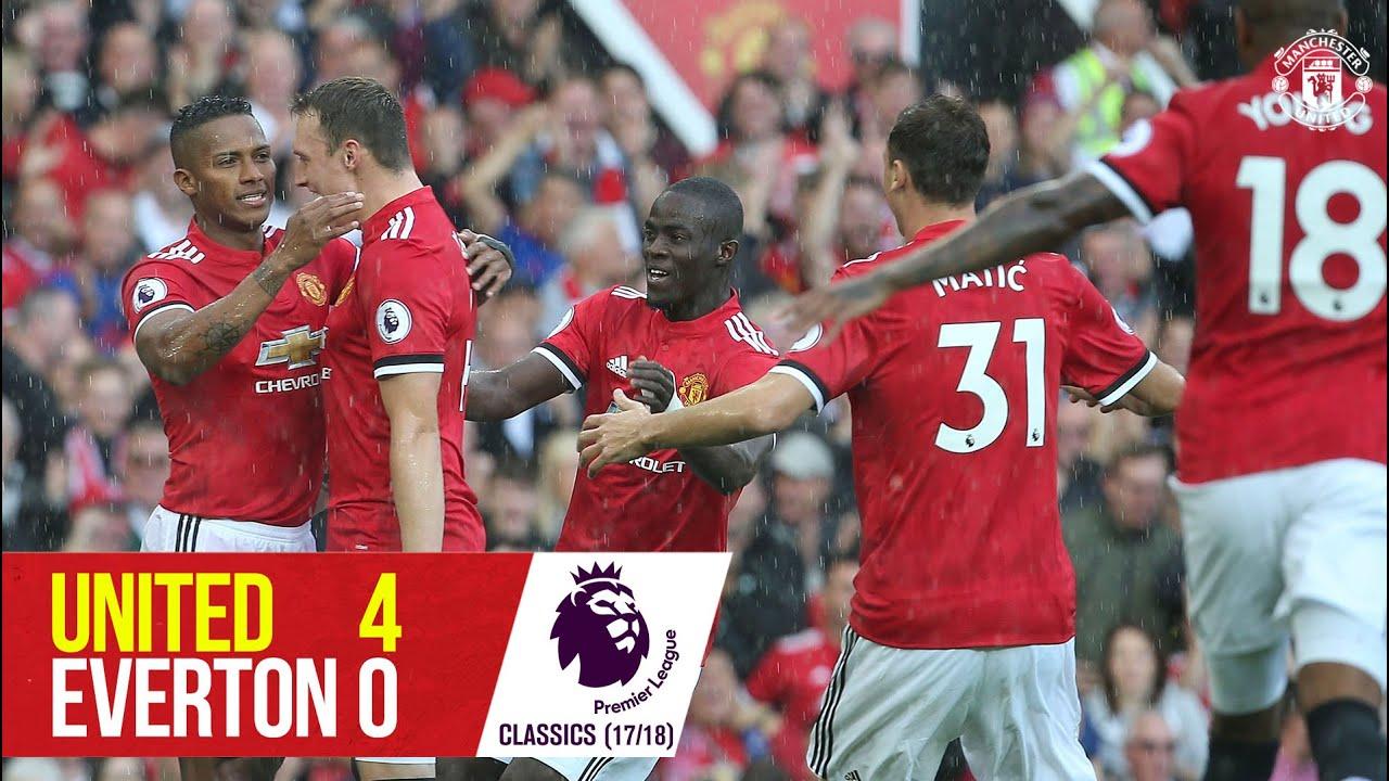 Download Manchester United 4-0 Everton (17-18)   Premier League Classics   Manchester United