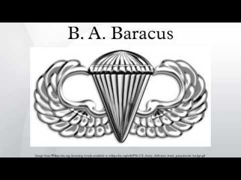 B.A. Baracus