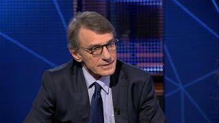 Avrupa Parlamentosu Başkanı Sassoli: Avrupa Erdoğan'ın esiri değil, NATO gerekli