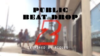 WHEN THE BEAT DROPS IN PUBLIC - PART 2 *prank* (Inspired by Piques) ft. RobertEntertains