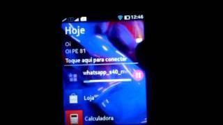 Como baixar Whatsapp no Nokia asha 500