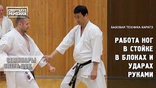 уроки видео карате шотокан
